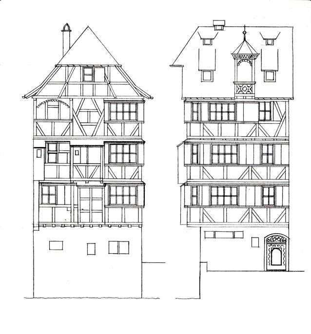 Fachwerkbauten in Nürnberg - Seite 11 - Architekturgeschichte und ...