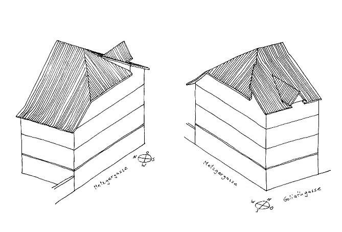 baugeschichtliche rekonstruktionen architekturgeschichte und theorie architectura pro homine. Black Bedroom Furniture Sets. Home Design Ideas