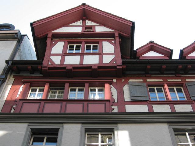 Baugeschichtliche rekonstruktionen architekturgeschichte for Fachwerk aussteifung